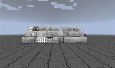 Papercraft Minecraft Resource Pack - papercraft minecraft texture pack