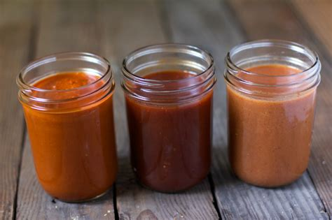 different styles of bbq sauces vindulge