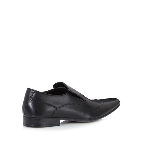 debenhams sports shoes herring mens black wing tip shoes from debenhams 8 ebay