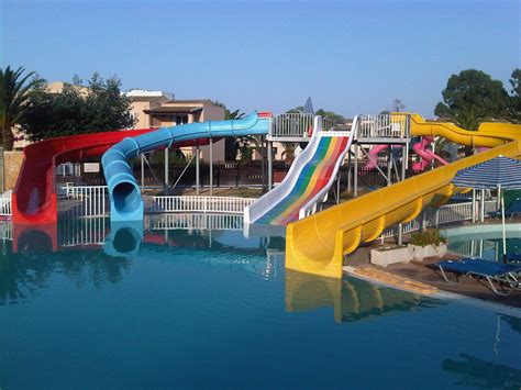 parks with water corfu aqua water parks