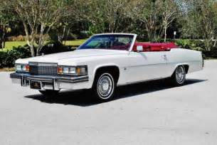 1979 Cadillac Coupe Convertible by 1979 Le Cabriolet Convertible For Sale Photos