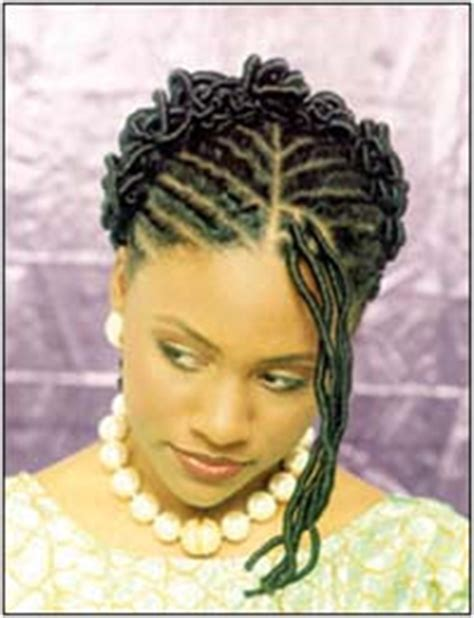 silky flat twists updo african american wedding hairstyles hairdos february 2010