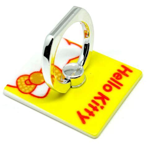 Iring Phone Holder Ring Stand Motif iring motif kartun multi color jakartanotebook
