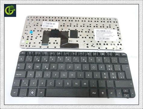 Keyboard Hp Mini 210 1000 210 1080nr 210 1081nr Mini 2102 Hitam Us new keyboard for hp mini 210 1000 210t 1000 black laptop