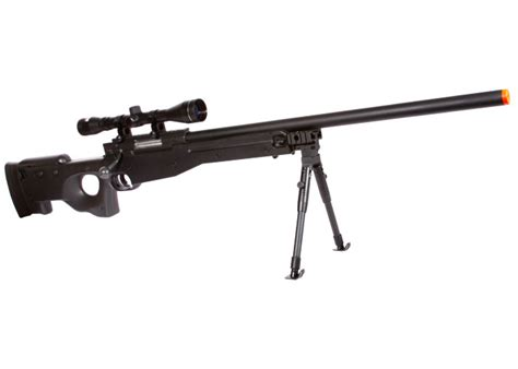 Airsoft Gun Tipe Sniper Utg Type 96 Black Airsoft Sniper Rifle With Scope Airsoft