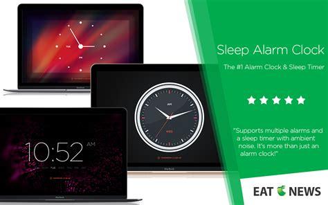 sleep alarm clock pro 1 0 free for mac macupdate
