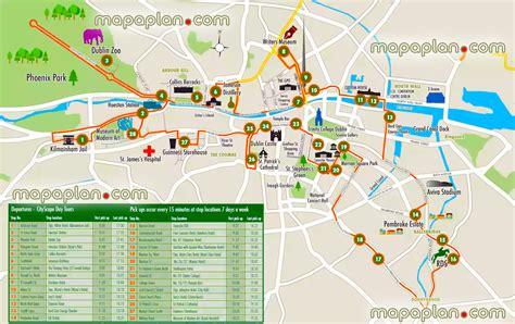 printable map dublin city centre dublin tourist map my blog