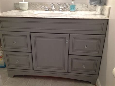 annie sloan bathroom cabinets best 25 paris grey ideas on pinterest chalk paint