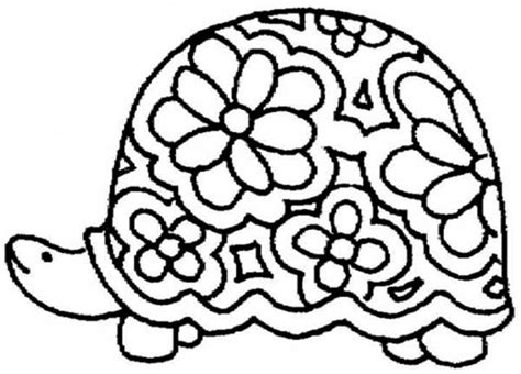 mandala coloring pages turtles turtle shell coloring