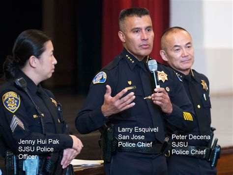 San Jose Officer by Sjsu Journalism Moving Forward To Our Future Summer 2014