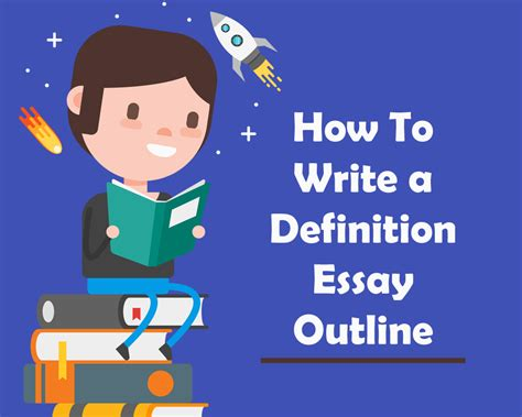 How To Write A Definition Essay by Outline For Definition Essay Carbon Materialwitness Co