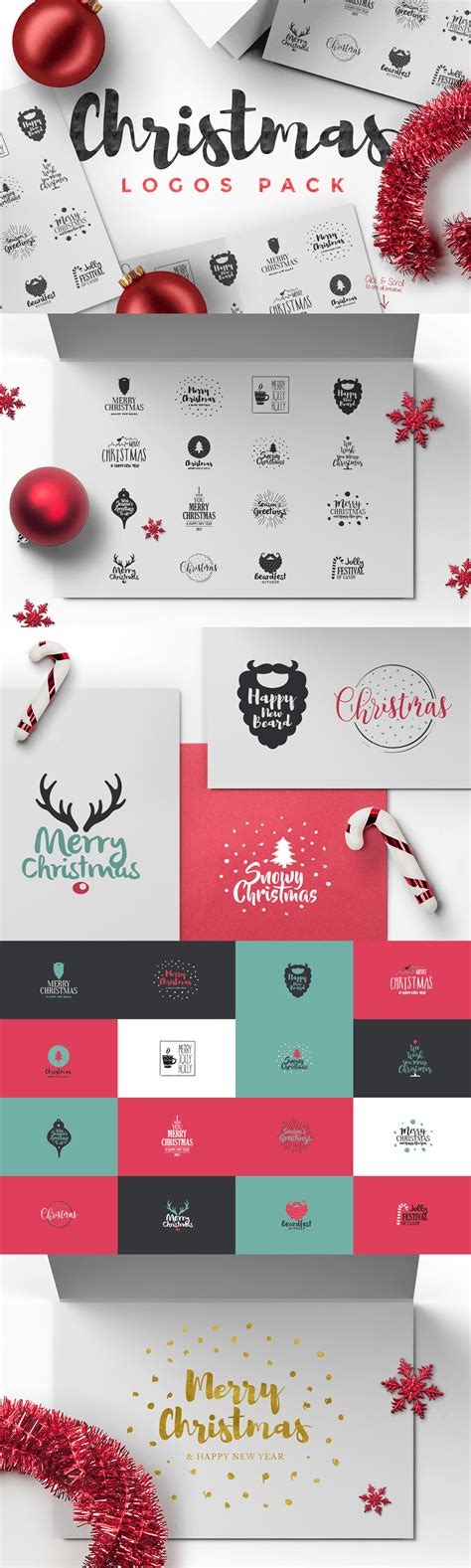 design elements bundle christmas bundle of 400 design elements from graphicdome