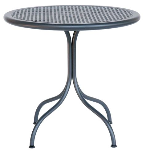 folding metal table for enterprise gathering