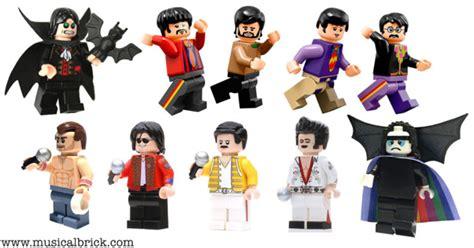 Diskon Michael Jackson Lego Minifigures King Of Pop ロック ポップ アーティストのlegoミニ フィギュア top12 をlegoフィギュア サイトmusical brickが発表 amass