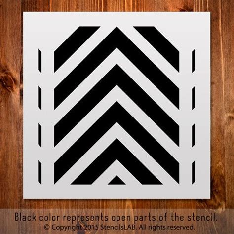 Wall Paint Ideas 5442 by Best 25 Geometric Stencil Ideas On Arrow