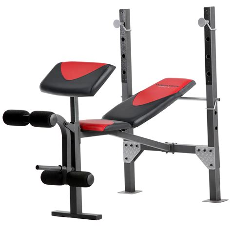 bench pro weider weight bench pro 270 l shop your way online