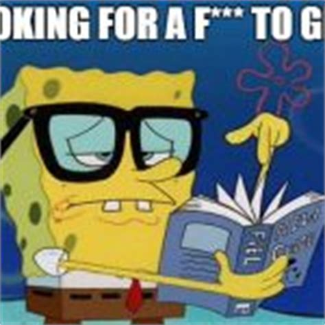 Spongebob Squarepants Meme Generator - spongebob with glasses searching meme generator imgflip