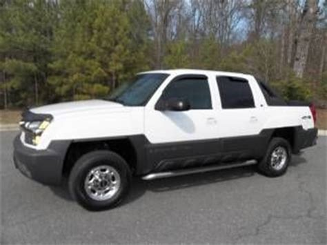 repair anti lock braking 2005 chevrolet avalanche 2500 security system find used chevrolet 2005 avalanche 2500 lt 4x4 8 1l leather roof 67k miles clean carfax in