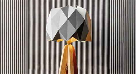 Charmant Abat Jour Salle A Manger #7: Une-lampe-origami.jpg