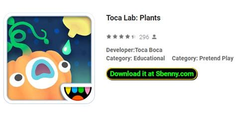 toca lab plants apk android free - Toca Lab Apk