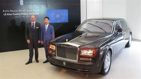roll royce vietnam rolls royce sells out of phantoms on first day in vietnam