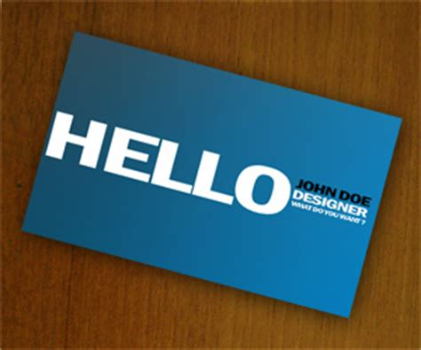 hello business card template business card templates at fresh business cards part 5
