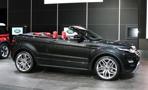land rover evoque black convertible 2015 land rover range rover evoque convertible
