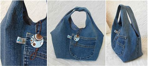 Faire Un Sac En Jean by Tuto Couture Jean