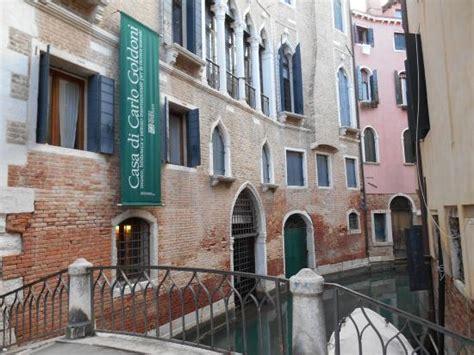 casa goldoni venezia carlo goldoni