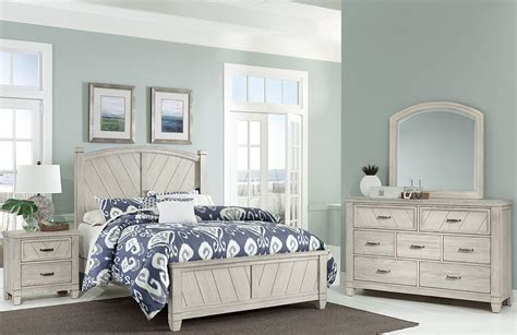 white panel bedroom set rustic cottage rustic white panel bedroom set from