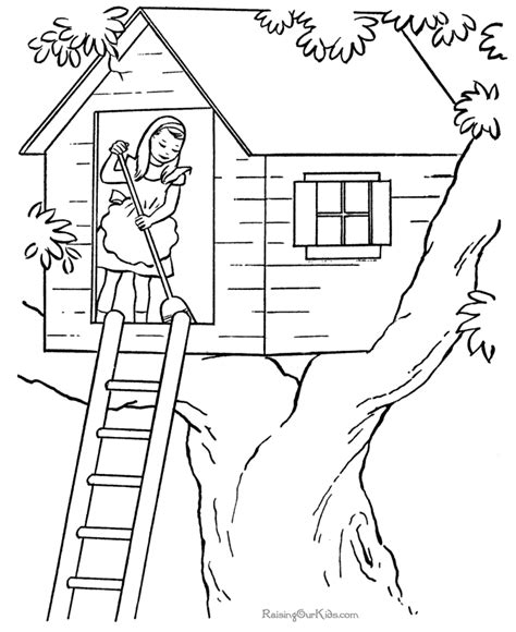 Coloring Page Up House by House Color Pages Coloring Home