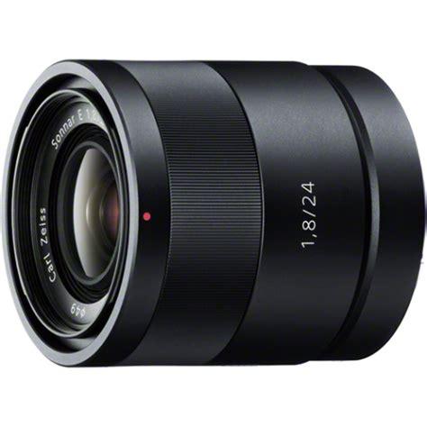 Sony Sel 24mm F1 8 Carl Zeiss sony e carl zeiss 24mm f 1 8 lens sel24f18z