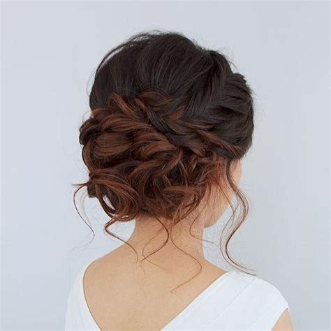 nyc salon for best formal hair updo or braids 11 cute romantic hairstyle ideas for wedding aveda