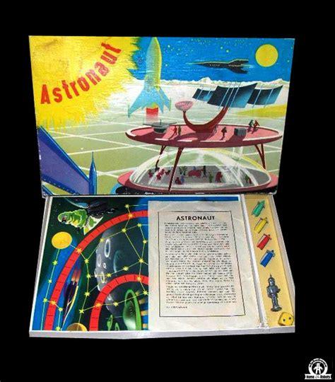 Game Maker 8 misc vintage space toys astronaut maker sweden
