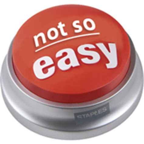 www easy the not so easy button rethinkingmystory