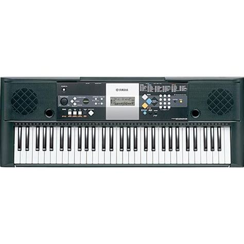 yamaha psr e223 61 key portable keyboard with yamaha psre223