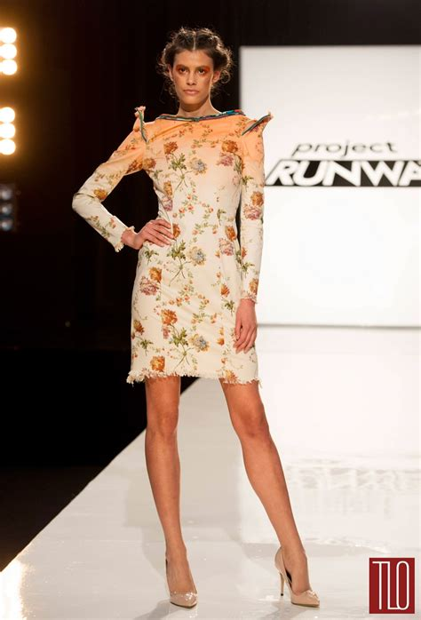 project runway the runner up collections tom lorenzo fabulous project runway let s start at the very beginning tom