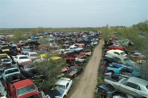 Mustang Auto Wrecking Yards by Ford Mustang Salvage Yard Html Autos Weblog