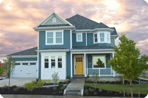 blue house exterior colour schemes exterior home paint colors home painting ideas
