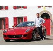 Cool Sports Players Michael Schumacher Ferrari