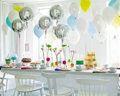 Ideen Tischdekoration Geburtstag by Tischdeko Selber Machen Mit Diesen Ideen Brigitte De