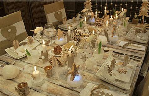 addobbo tavolo natalizio natale come preparare la tavola