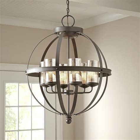 Light And Fixtures Metal Globe Light Fixture Ls Ideas