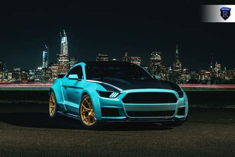 tiffany blue mustang tiffany blue ford mustang gt gtpp eb ebpp s550 widebody