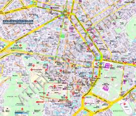 map of athens athens guide map athens mappery