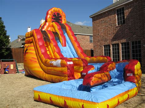 water bounce house rentals water slide rentals in dallas jump city