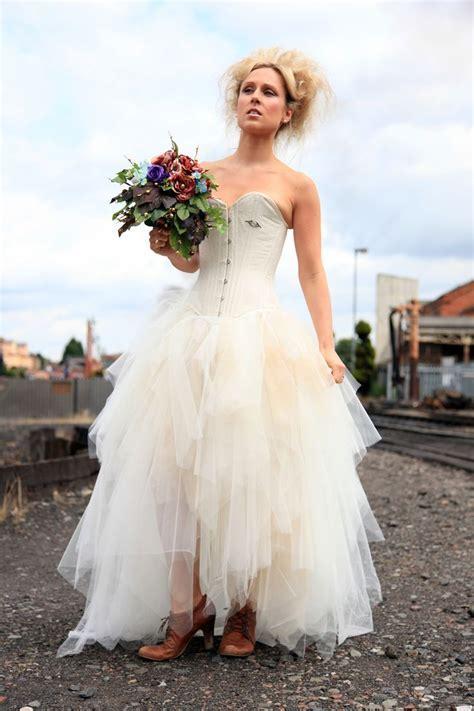 Best 25  Punk wedding dresses ideas on Pinterest