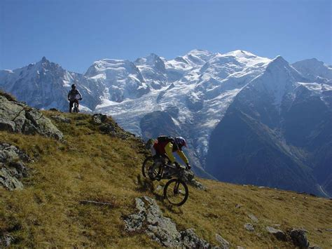 mtb le mountain biking in chamonix and mtb competitions