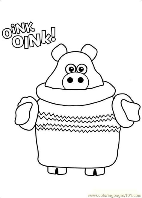 timmy time 42 coloring page free timmy time coloring