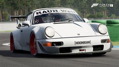 1991 porsche 911 turbo rwb igcd porsche 911 turbo in forza motorsport 7
